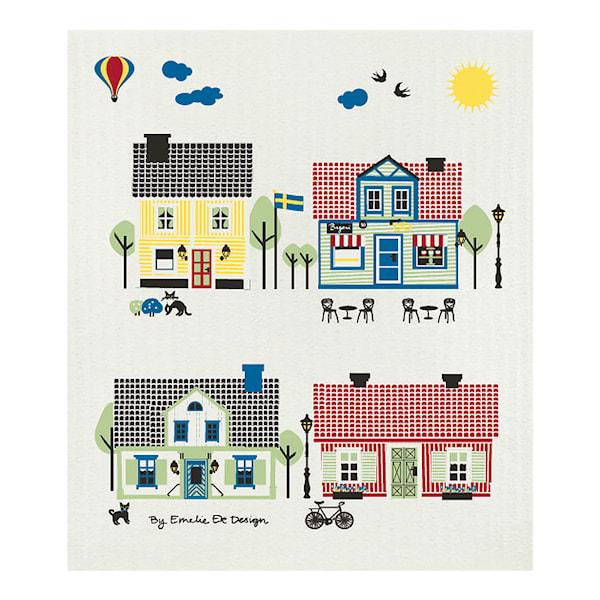 Citronelles Houses of Sweden Disktrasa 18x20 cm