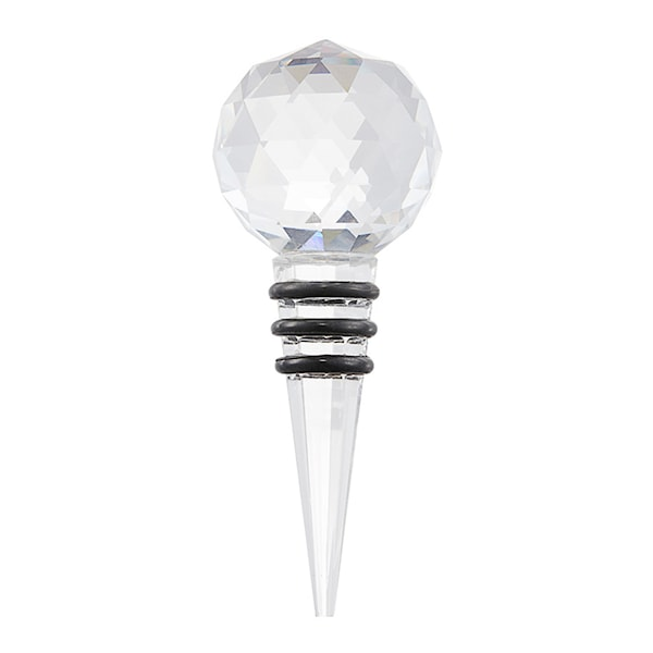 Bottle Stopper Glimmer Rund 10 cm