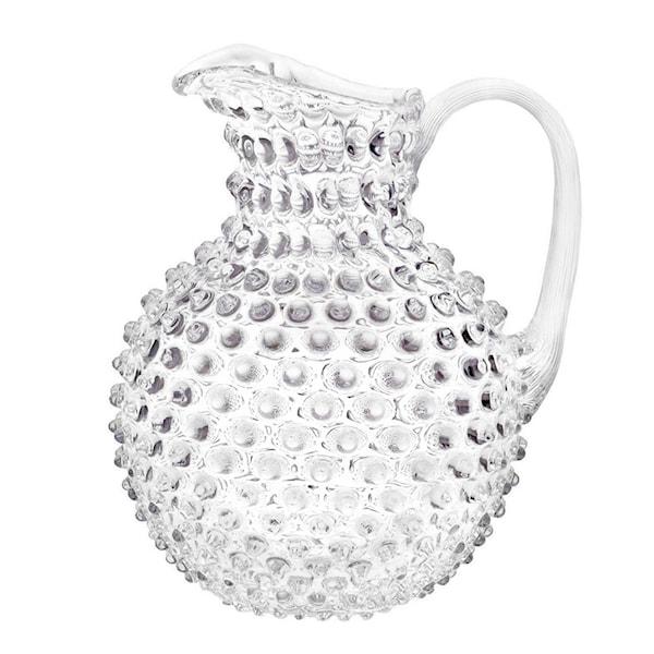 Klimchi Hobnail Karaff 2 L Crystal
