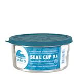 Eco Seal Cup Rund burk XL 15,5 cm Blå
