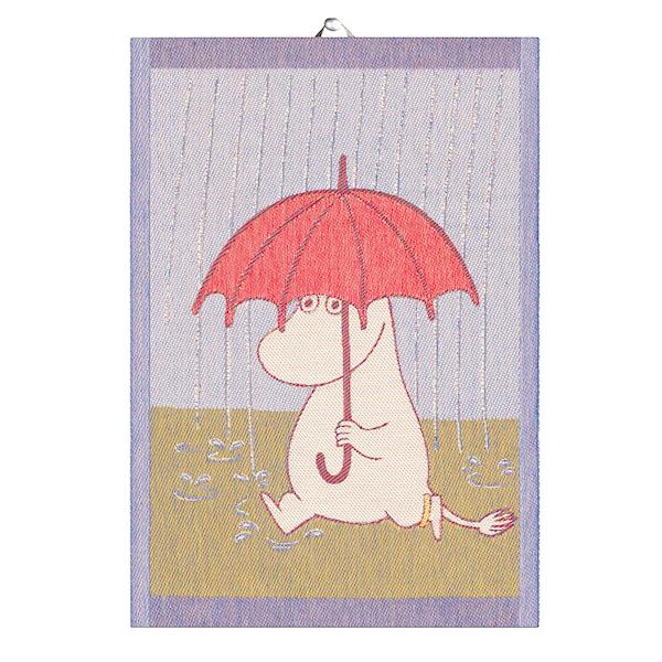 Mumin Handduk Rain 35x50 cm