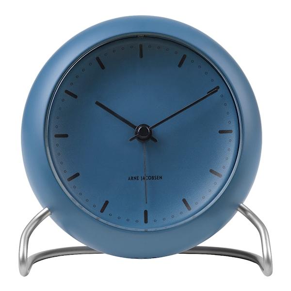 Arne Jacobsen City Hall Bordsur 11 cm Blå