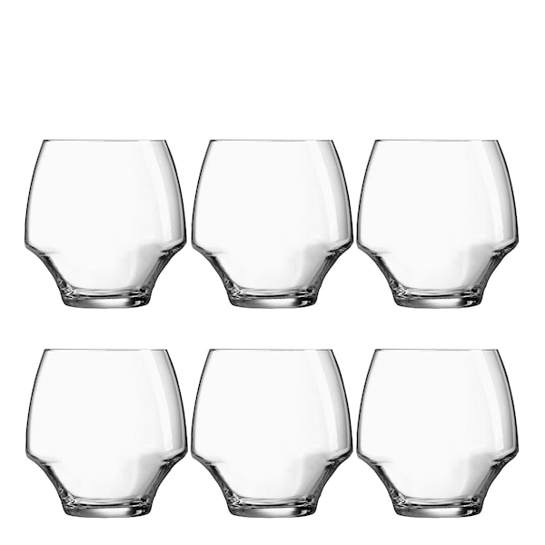 Open Up Vattenglas 38 cl 6-pack