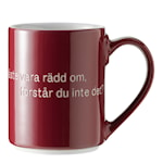 Astrid Lindgren Kopp Vinrød, Livet är en sak