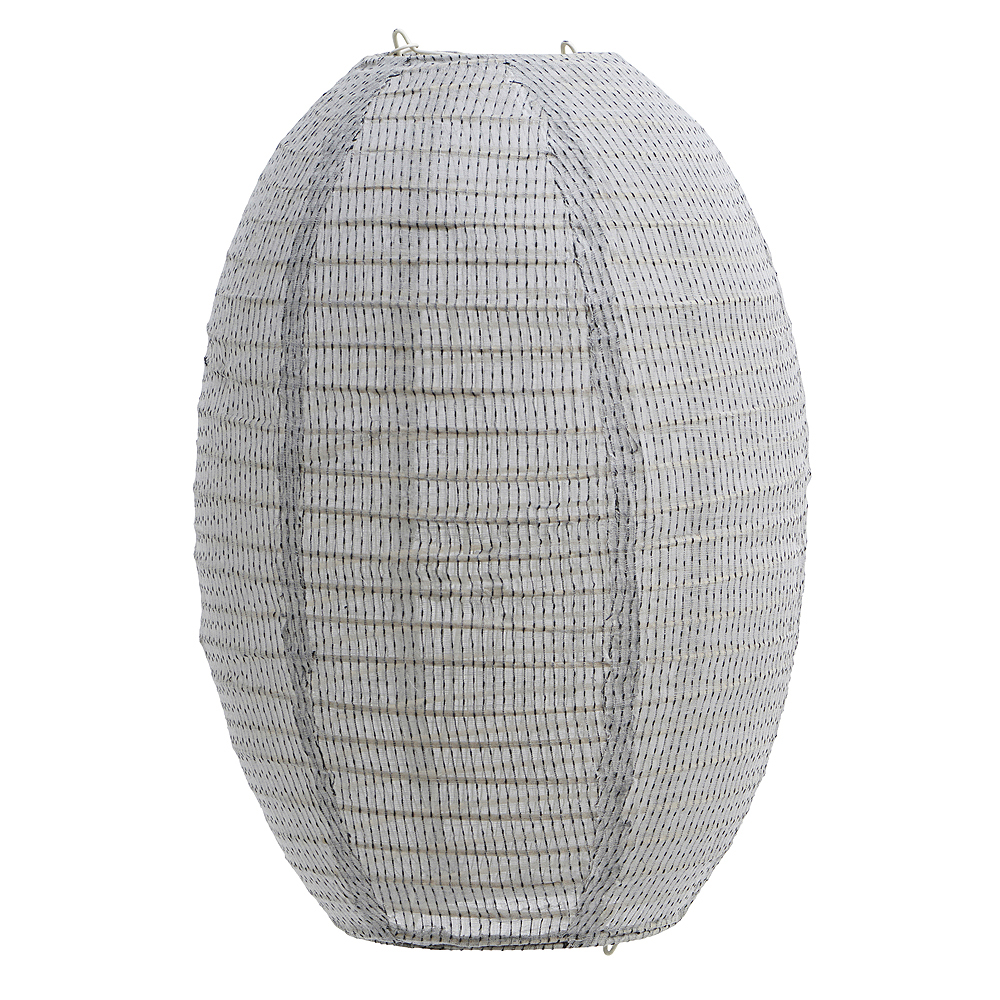 House Doctor - Stitch Lampskärm 40x50 cm Ljusgrå