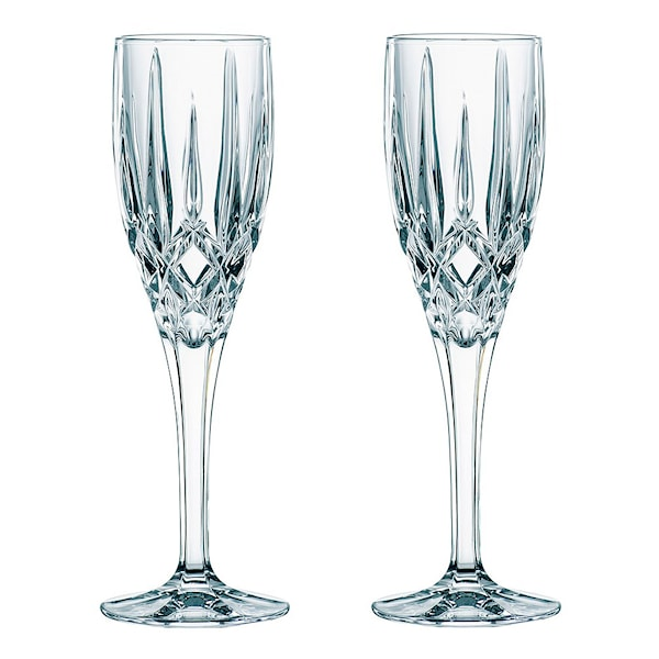 Noblesse Champagneglas 16 cl 2-pack