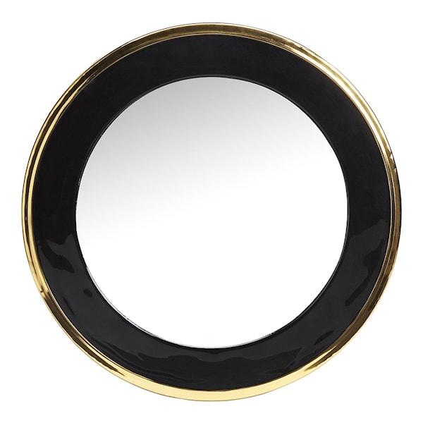 Blanka Spegel 50 cm Svart