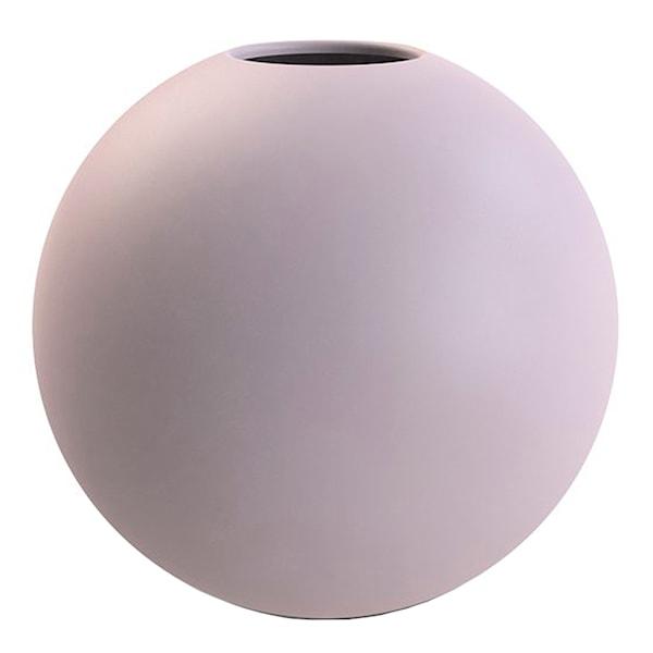 Cooee Ball Vase 8 cm Lilla
