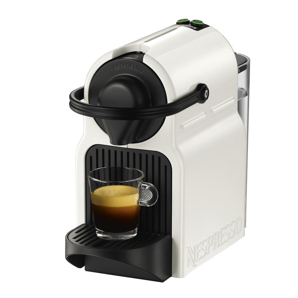 Nespresso - Inissia Maskin 0,7 L Vit