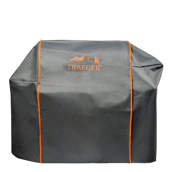 Överdrag Grill Timberline 1300 Grå/Orange