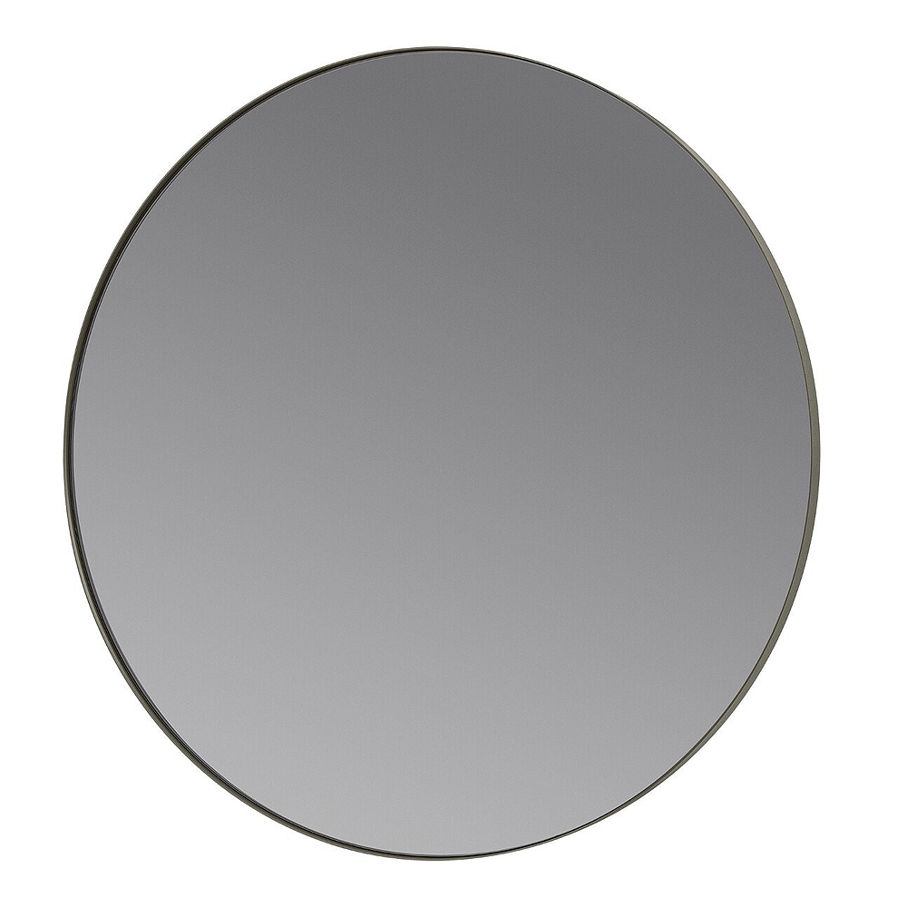 Blomus - Rim Spegel 80 cm Steel Grey