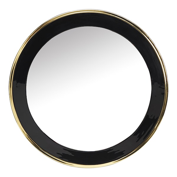 Blanka Spegel 71 cm Svart