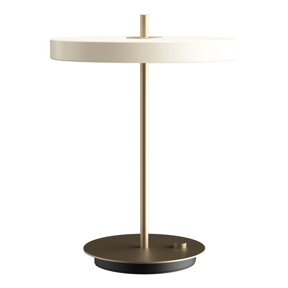 Umage - Asteria Table Bordslampa 43 cm Pärlvit