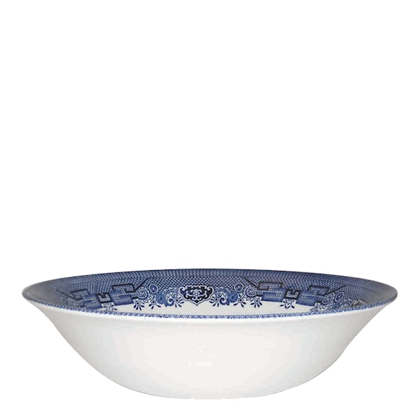 Blue Willow Skål 24 cm