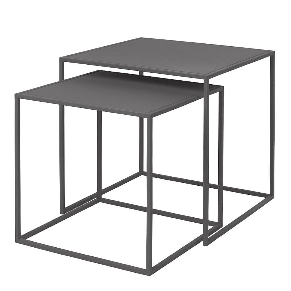 Blomus - Fera  Bord 2 delar Steel Grey