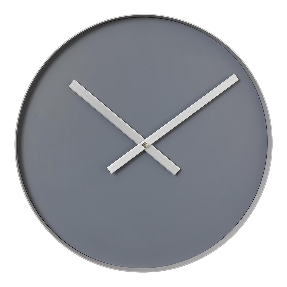 Blomus - Rim Väggklocka 40 cm Steel Grey