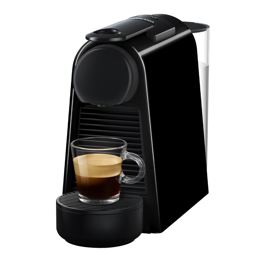 Nespresso - Essenza Mini Kaffemaskin EN85 Svart
