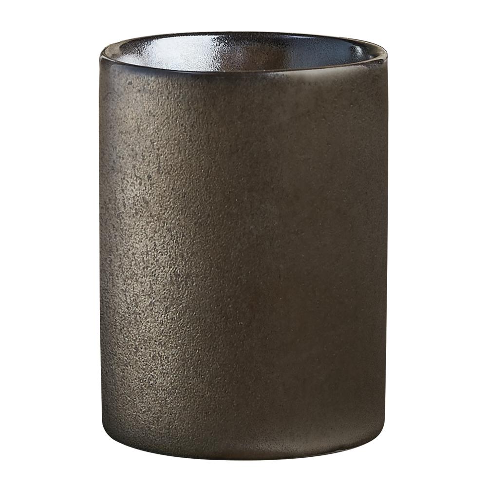 Aida - Raw Förvaringskärl 15x20 cm Brun Metallic