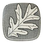 Oak Tallrik 21,6 cm Grå