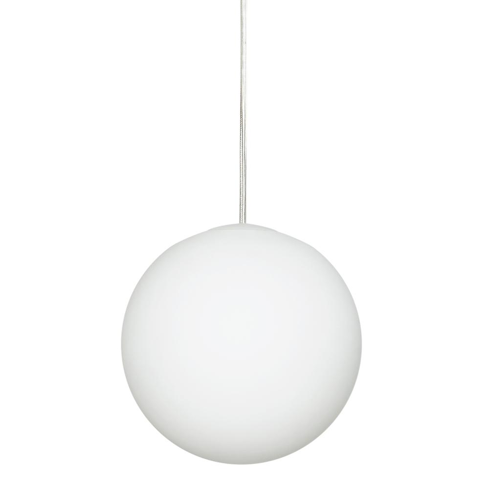 Design House Stockholm - Luna Taklampa Small 16 cm Vit