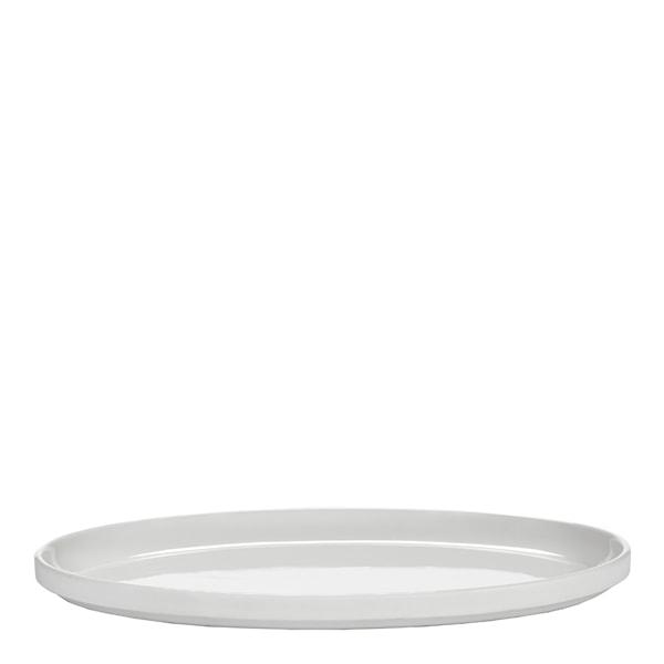 Passe-Partout Tallrik oval 29 cm Vit