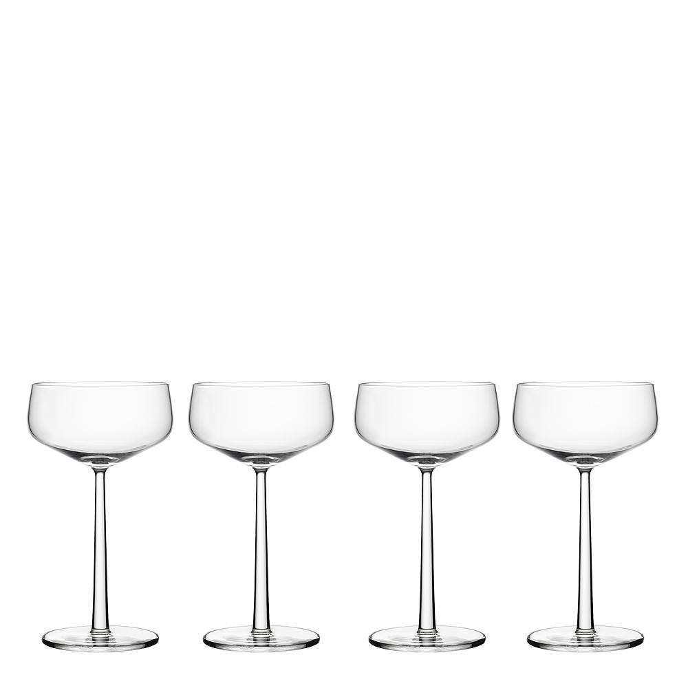 Iittala - Essence Cocktailglas 31 cl 4-pack