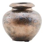 Bronze Vas 12 cm