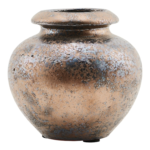 House Doctor Bronze Vas 12 cm