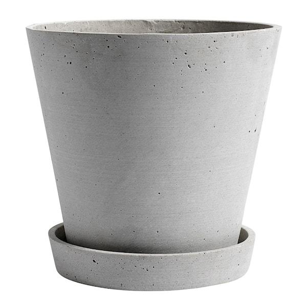 Hay Flower Pot XL Grå