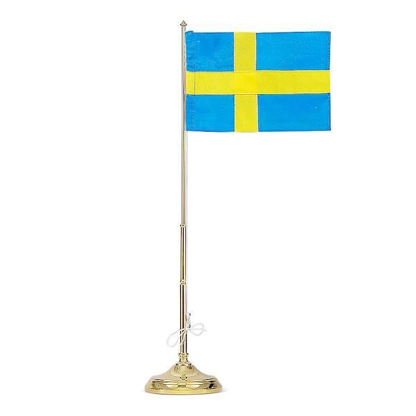 Skultuna Flaggstång med Flagga