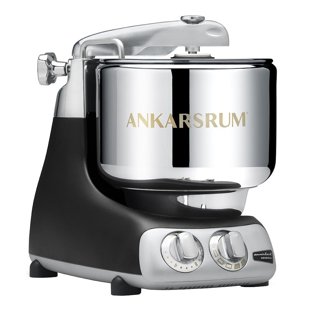 Ankarsrum - Ankarsrum Assistent Original Köksmaskin + Kokbok Svart