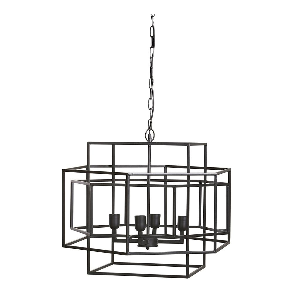 PR Home - Rod Taklampa 56x68 cm Svart