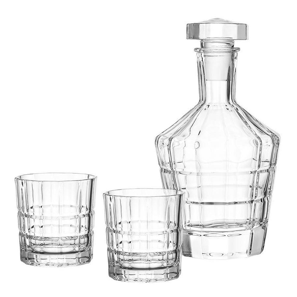 Leonardo - Spiritii Whiskyset 3 delar