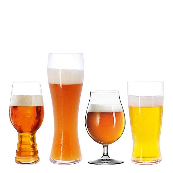 Spiegelau Beer classics Glass for ølsmaking,  4 deler