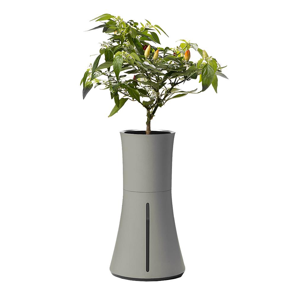 Botanium - Botanium Odlingskruka självvattnande Ash Grey