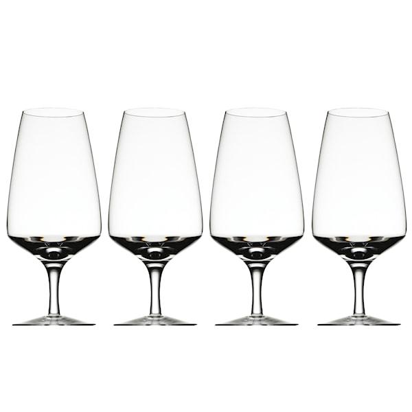 Orrefors Pulse Ölglas 55 cl 4-pack
