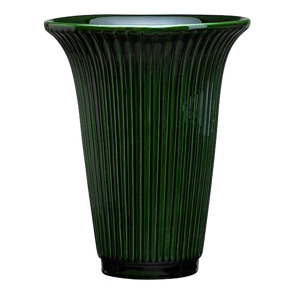 Bergs Potter Daisy Vas 20 cm Grön emerald