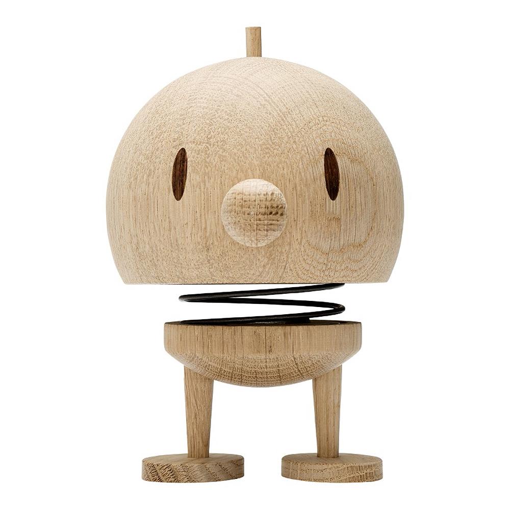 Hoptimist - Bumble Large 13,5 cm Rå Ek