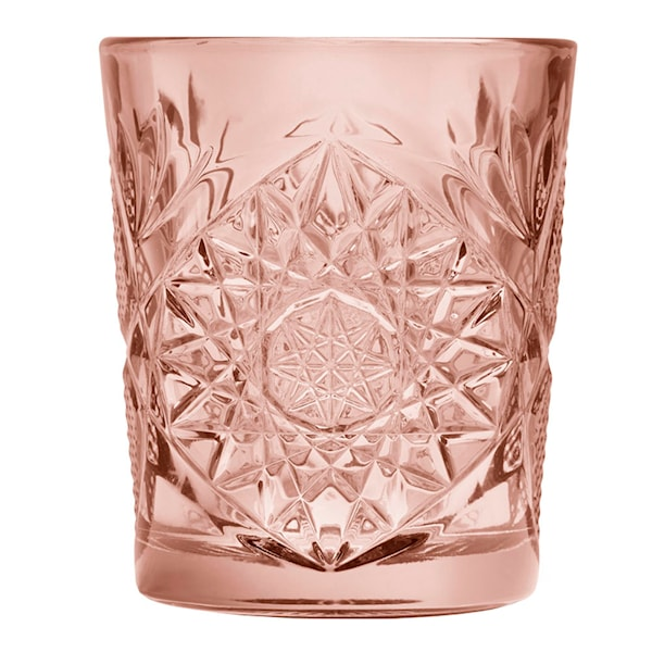 Libbey Hobstar DBL Old Fashioned 35,5 cl Rosa