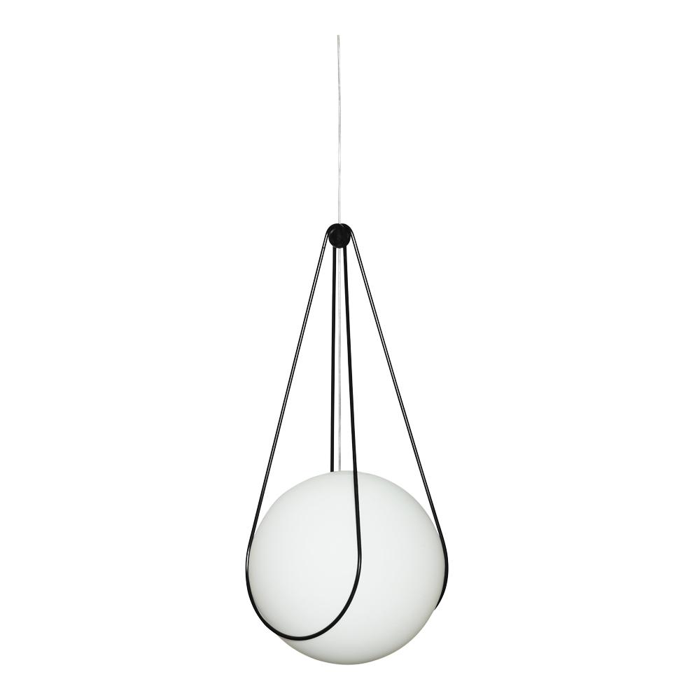 Design House Stockholm - Kosmos Taklampa Hållare Large Svart