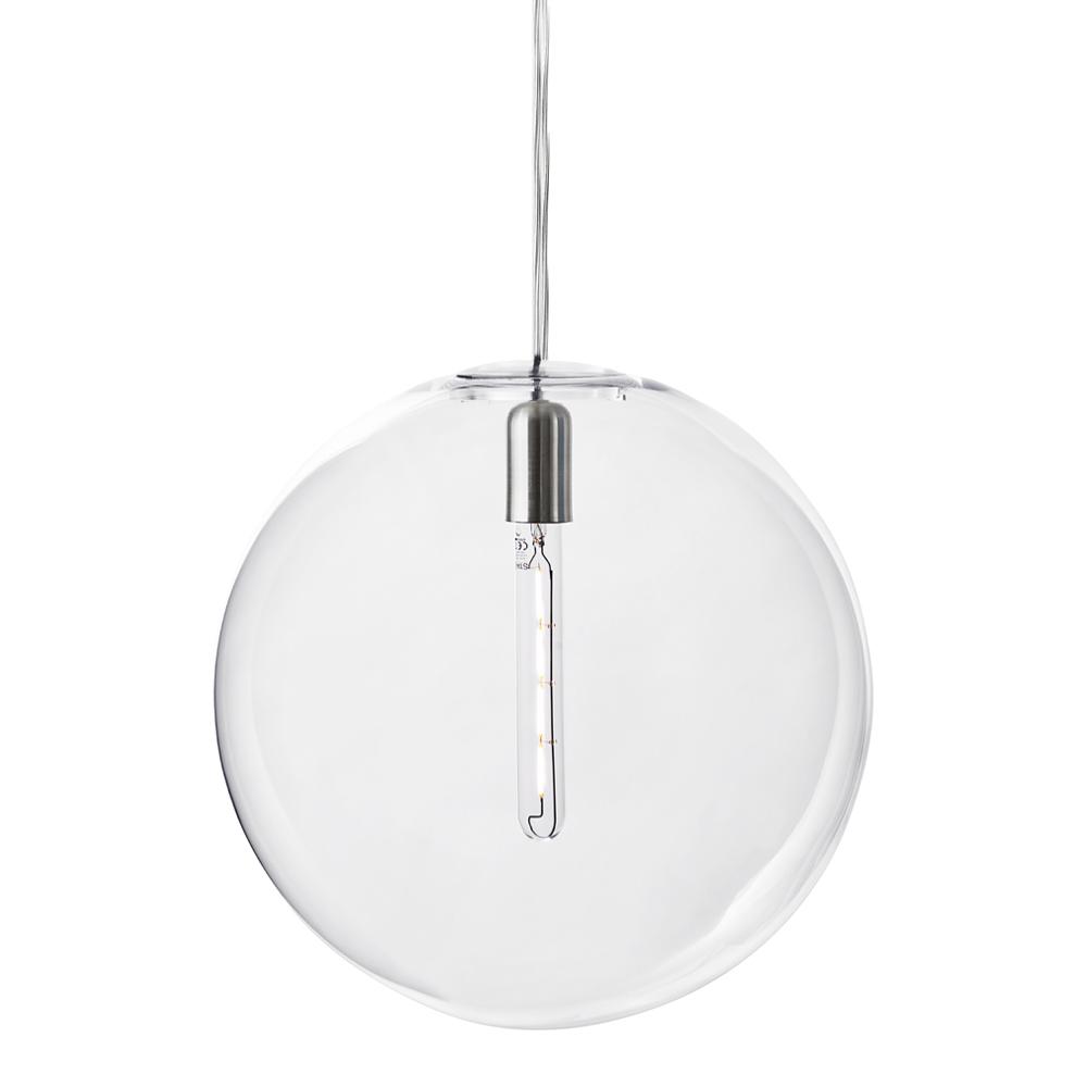 Design House Stockholm - Luna Taklampa Large 40 cm Klar
