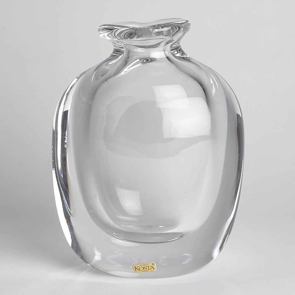 Kosta Boda - SÅLD Kristallvas Kosta Boda