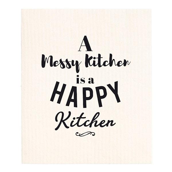 Disktrasa Messy Kitchen