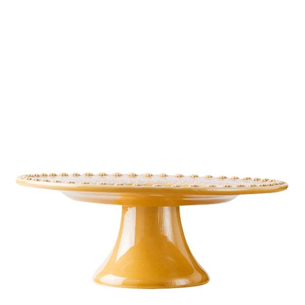 PotteryJo Daisy Tårtfat 22 cm Sienna