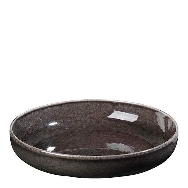 Nordic Coal Skål 22,5 cm Svart
