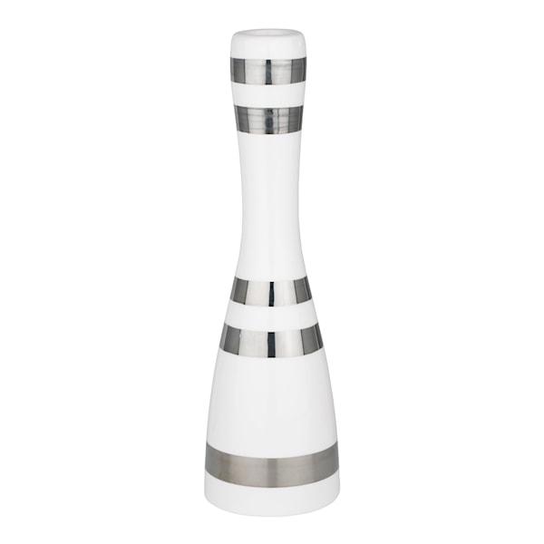 Kähler Design Omaggio Ljusstake 24 cm Silver