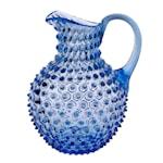 Hobnail Karaff 2 L Light Blue