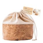 Brödpåse Kork Medium