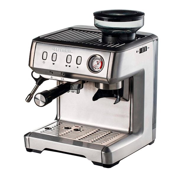 Ariete Ariete Professional Espressomaskin med Kaffekvern Sølv