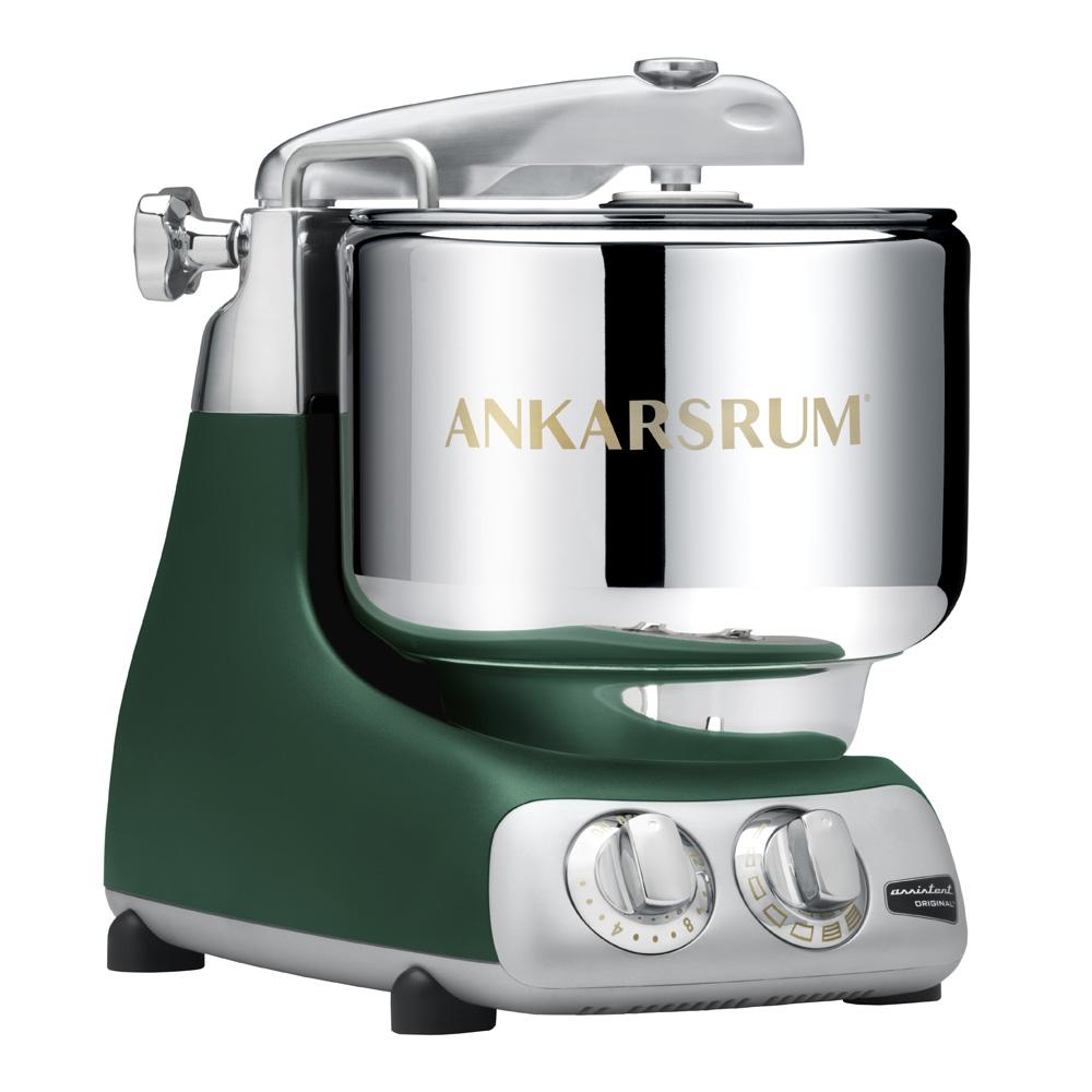 Ankarsrum - Ankarsrum Assistent Original Köksmaskin + Kokbok Forest Green